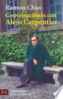 libro Conversaciones Con Alejo Carpentier