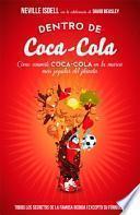 libro Dentro De Coca Cola