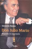 libro Don Julio Mario