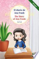 libro El Diario De Ana Frank. Bilingüe