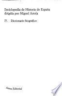 libro Enciclopedia De Historia De España