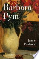 libro Jane Y Prudence