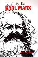 libro Karl Marx