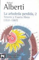 libro La Arboleda Perdida: Tercero Y Cuarto Libros (1931 1987)