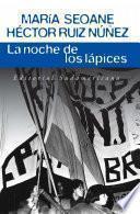 libro La Noche De Los Lápices