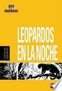 libro Leopardos En La Noche
