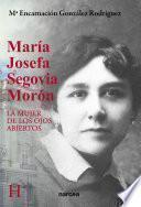 libro María Josefa Segovia Morón