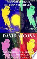 libro Memorias De Un Estudiante Cibaeño