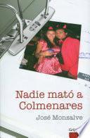 libro Nadie Mató A Colmenares
