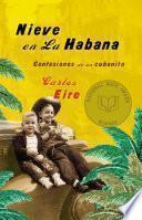 libro Nieve En La Habana