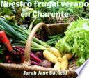 libro Nuestro Frugal Verano En Charente
