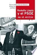 libro Rodolfo Llopis Y El Psoe En El Exilio