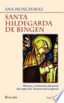 libro Santa Hildegarda De Bingen