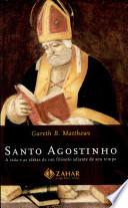 libro Santo Agostinho