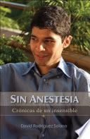 libro Sin Anestesia