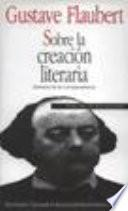 libro Sobre La Creación Literaria