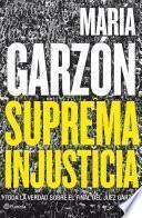 libro Suprema Injusticia