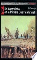 libro Un Australiano En La Primera Guerra Mundial