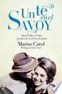 libro Un Té En El Savoy