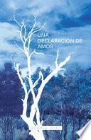 libro Una Declaración De Amor