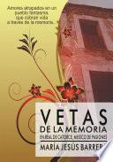 libro Vetas De La Memoria