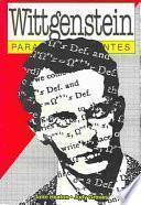 libro Wittgenstein Para Principiantes
