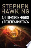 libro Agujeros Negros Y Pequeños Universos
