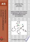 libro Aplicaciones De Nuevos Complejos Metaloceno En Polimerización De Olefinas