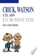 libro Crick, Watson Y El Adn
