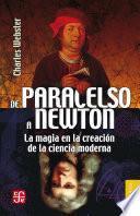 libro De Paracelso A Newton