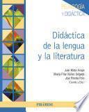 libro Didáctica De La Lengua Y De La Literatura