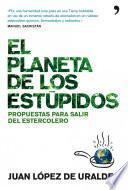 libro El Planeta De Los Estúpidos
