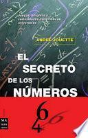 libro El Secreto De Los Números