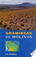 libro Gramíneas De Bolivia