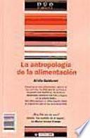 libro La Comida En Japón Y La Antropología De La Alimentación