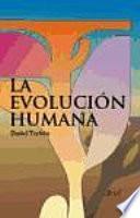 libro La Evolución Humana