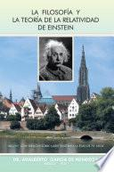 libro La Filosofía Y La Teoría De La Relatividad De Einstein