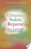 libro Limpiar, Nutrir, Reparar