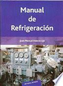 libro Manual De Refrigeración