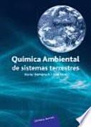 libro Química Ambiental De Sistemas Terrestres