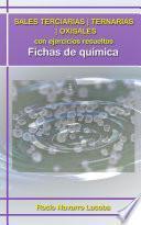 libro Sales Terciarias / Ternarias / Oxisales Con Ejercicios Resueltos