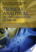 libro Técnicas Analíticas De Contaminantes Químicos
