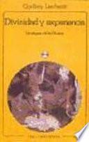 libro Divinidad Y Experiencia