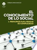 libro El Conocimiento De Lo Social