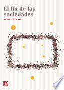 libro El Fin De Las Sociedades