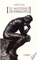 libro El Misterio De Heráclito