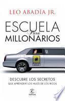 libro Escuela Para Millonarios