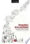 Geografías De La Movilidad