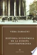 Historia Económica De La Europa Contemporánea