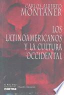 libro Los Latinoamericanos Y La Cultura Occidental